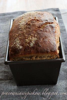 Pyszny, aromatyczny, mój ulubiony - pieczenie chleba na zakwasie